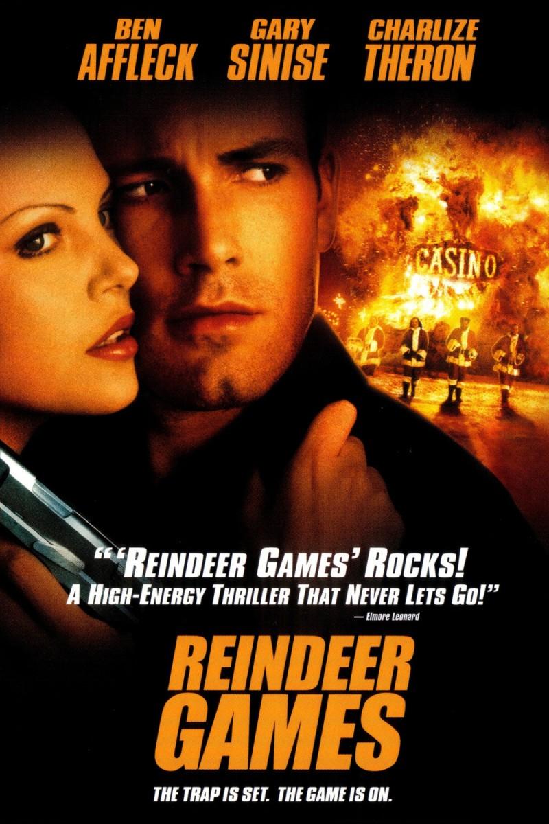 плакат фильма постер Азартные игры