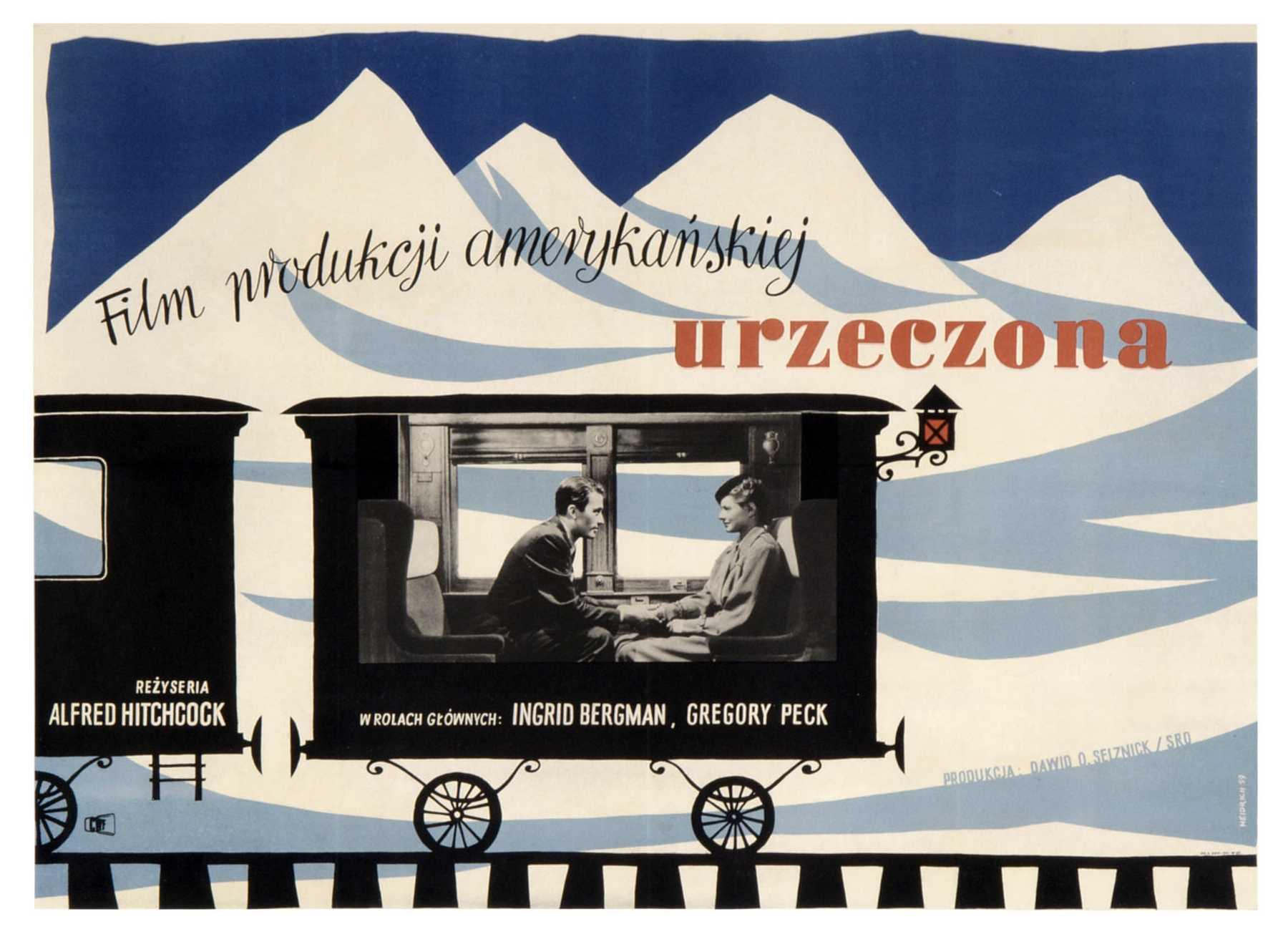 плакат фильма баннер Завороженный