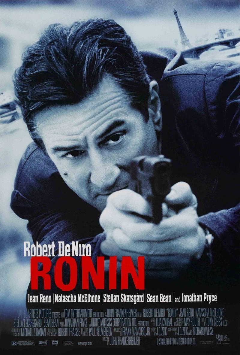 плакат фильма постер Ронин