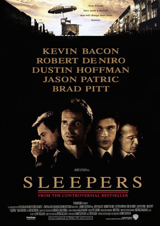 плакат фильма постер Спящие