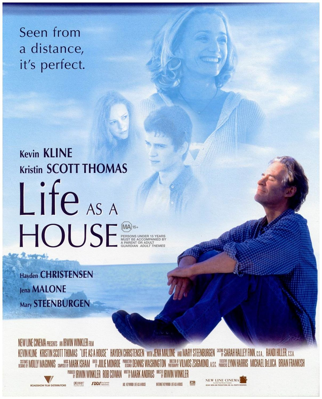 плакат фильма постер Жизнь как дом