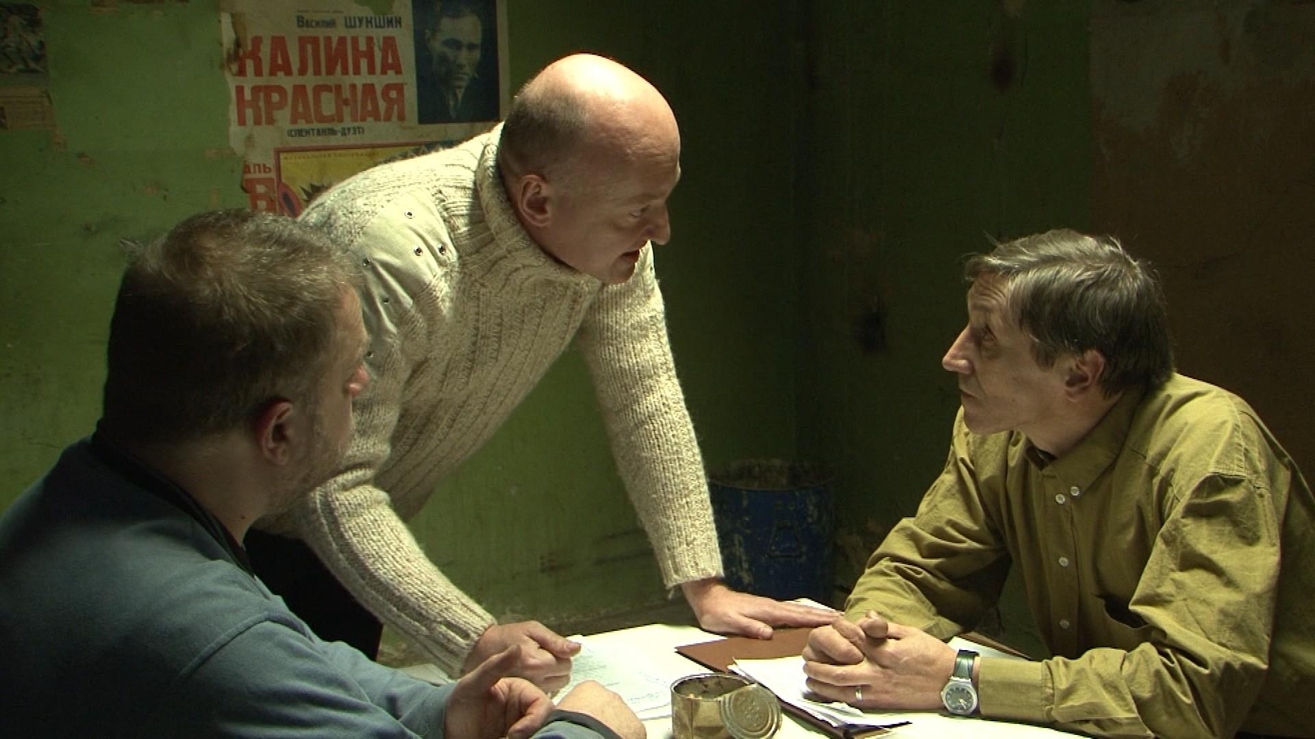 кадры из фильма За Маркса… Сергей Пахомов,