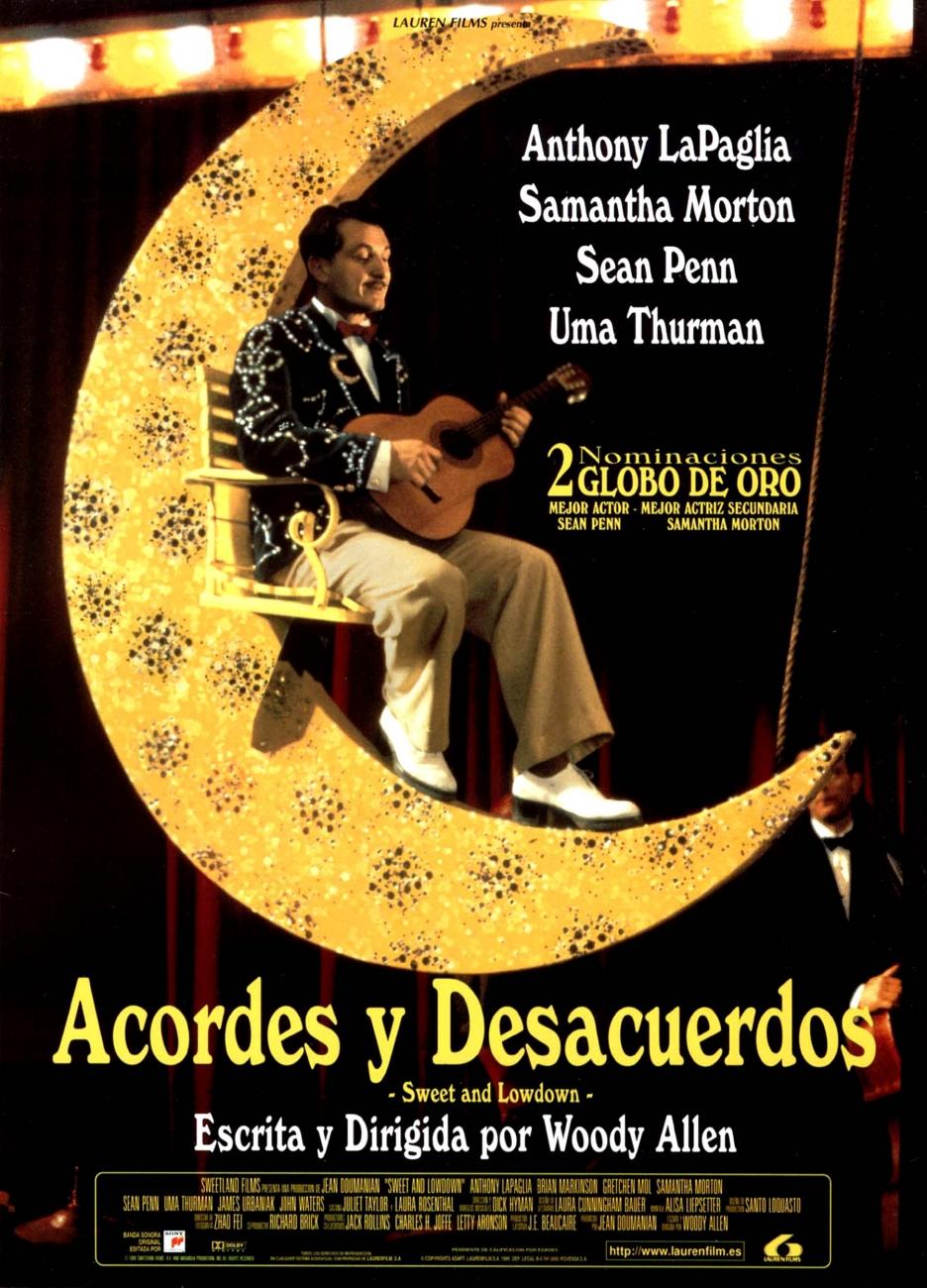 плакат фильма постер Сладкий и гадкий