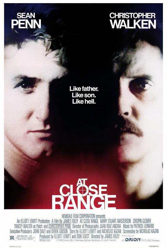 плакат фильма постер В упор
