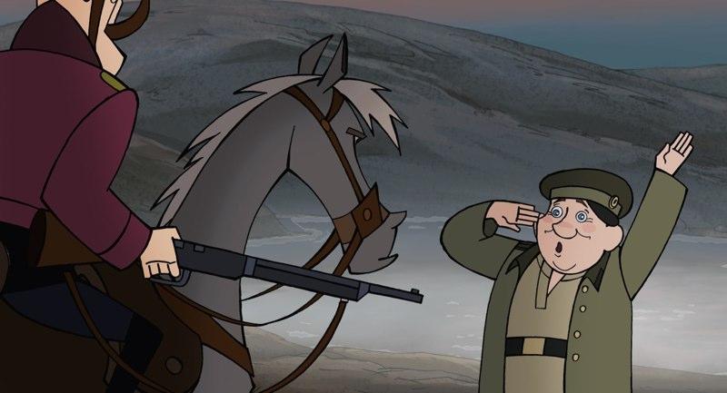 кадры из фильма Похождения бравого солдата Швейка