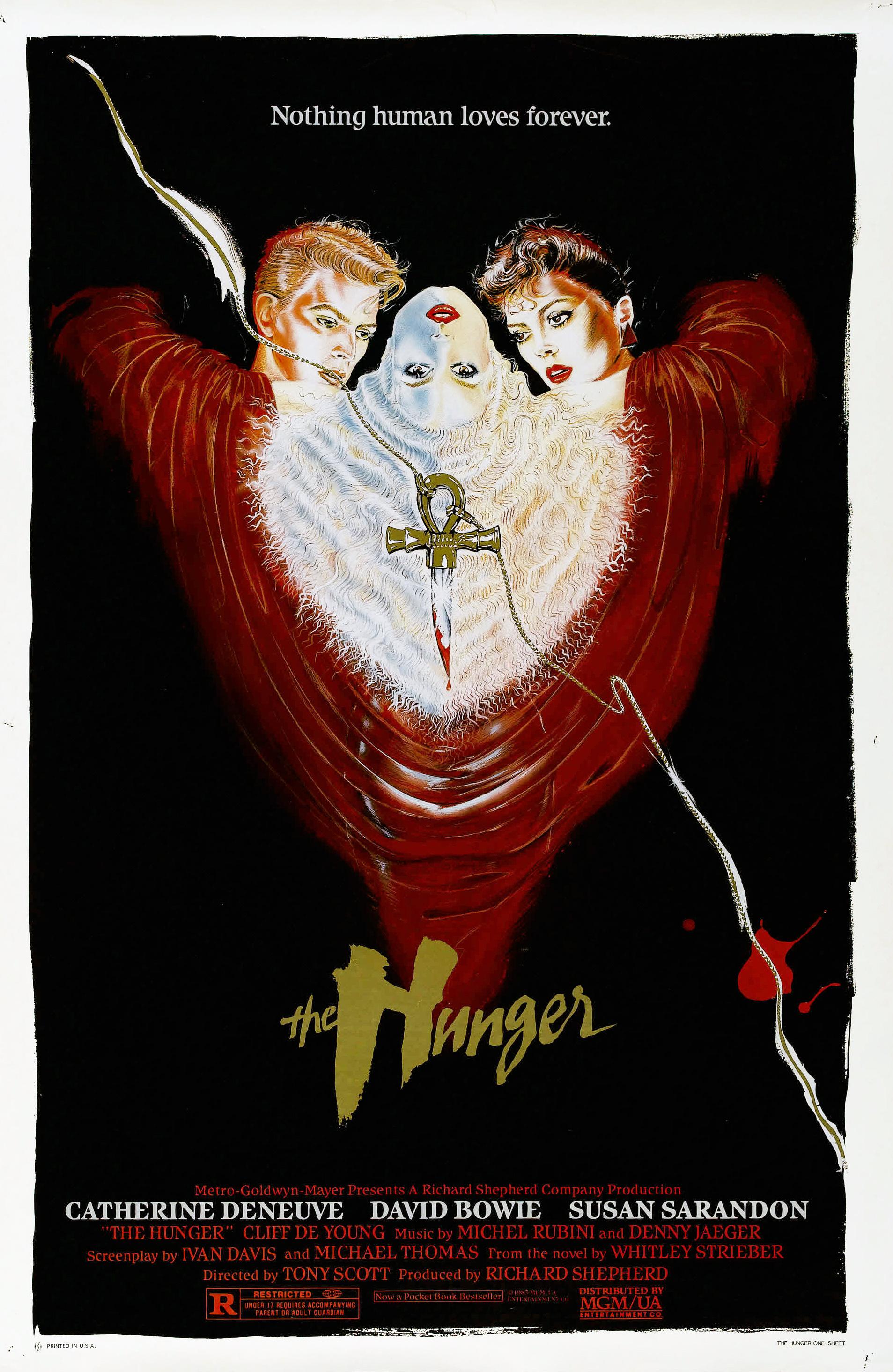 плакат фильма постер Голод