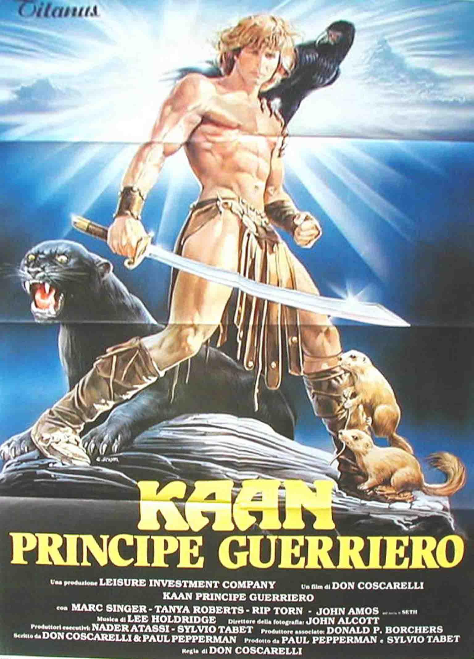 плакат фильма Повелитель зверей
