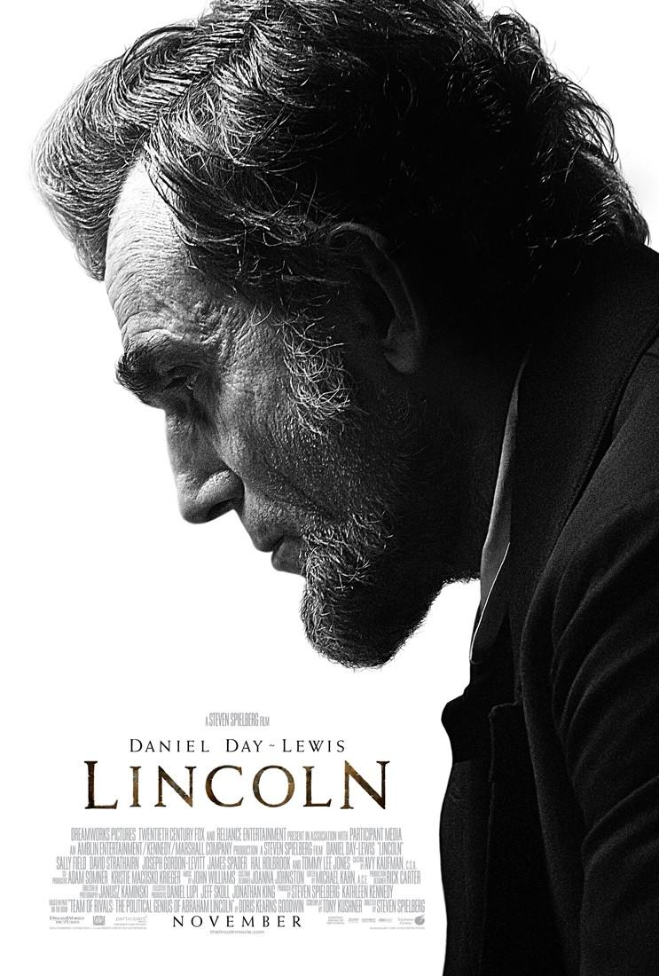 плакат фильма постер Линкольн