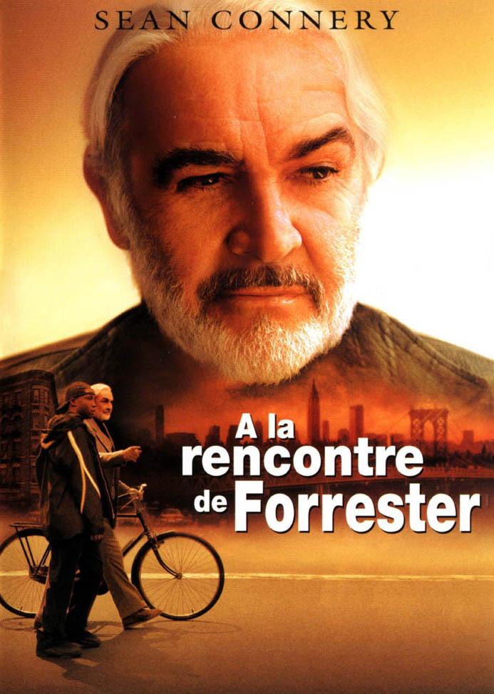 плакат фильма постер Найти Форрестера