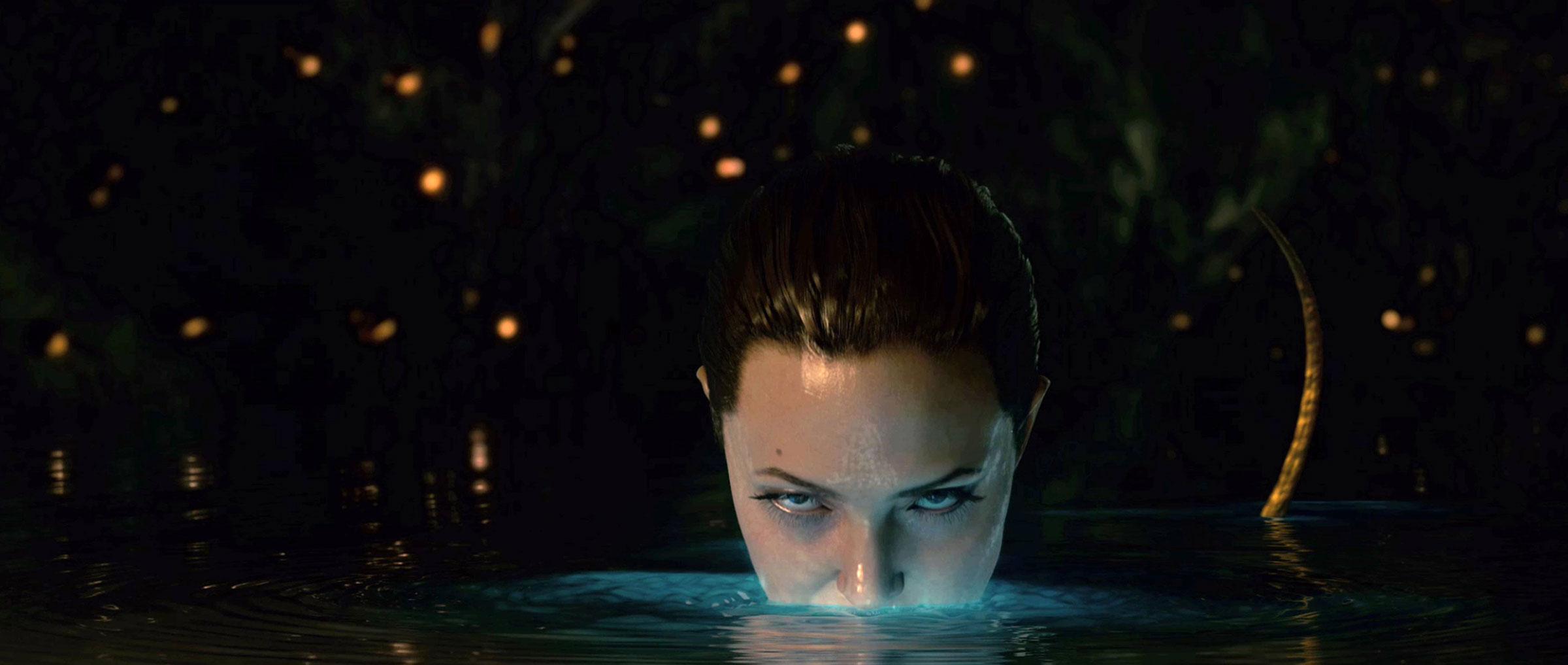 кадры из фильма Беовульф Анжелина Джоли,