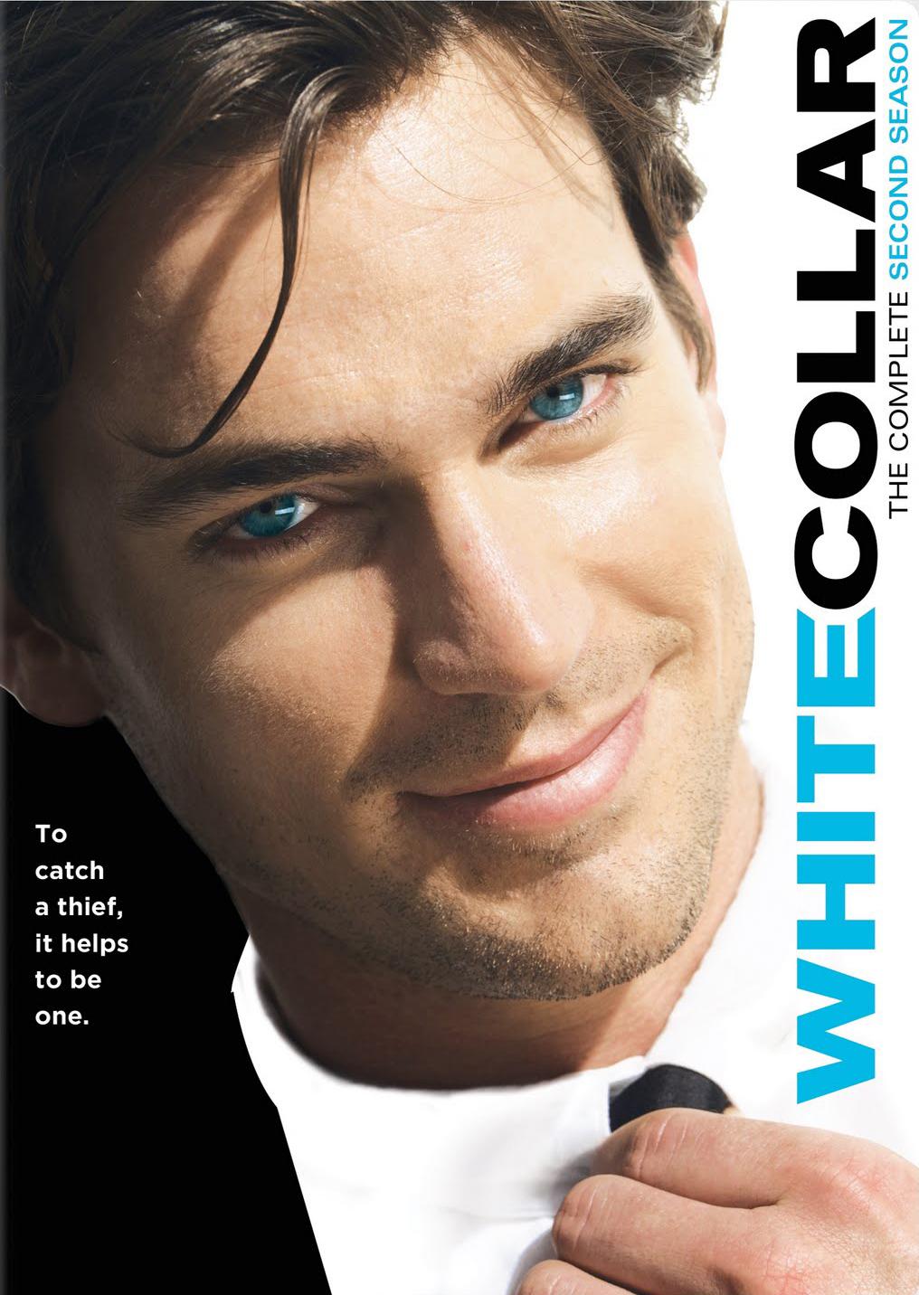 плакат фильма DVD Белый воротничок
