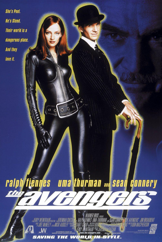 плакат фильма постер Мстители