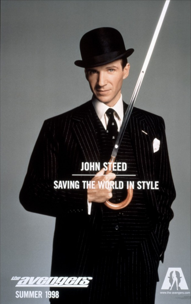 плакат фильма характер-постер Мстители Рэйф Файнс,