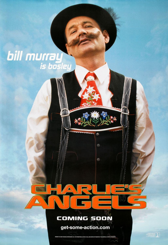 плакат фильма характер-постер Ангелы Чарли