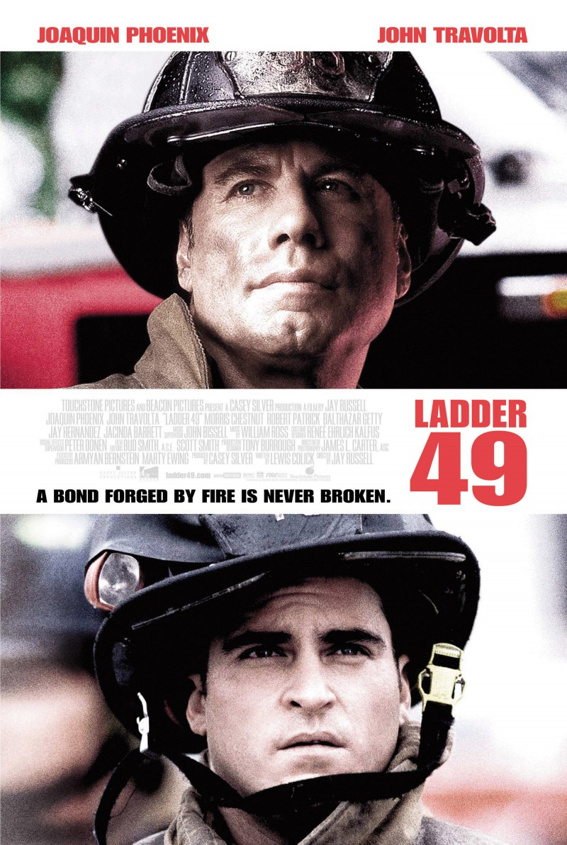 плакат фильма постер Команда 49: Огненная лестница