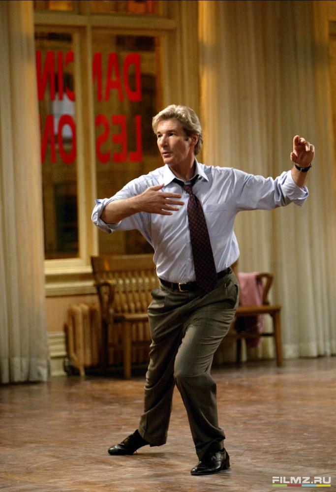 кадры из фильма Давайте потанцуем Ричард Гир,
