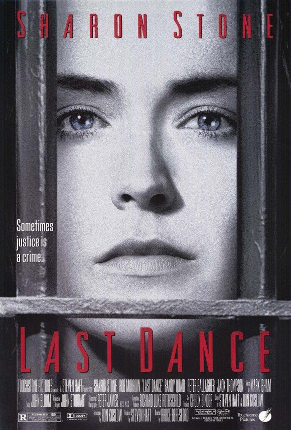 плакат фильма постер Последний танец