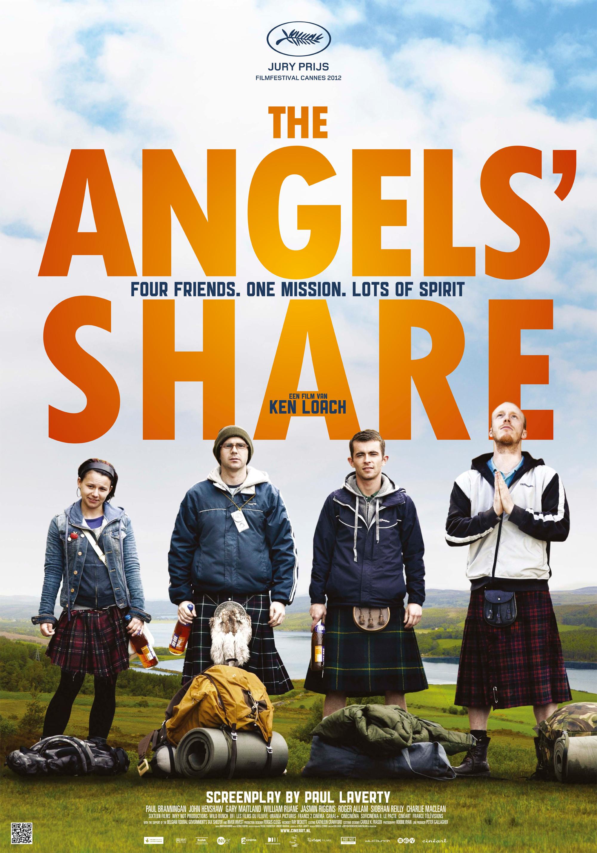 плакат фильма постер Доля ангелов
