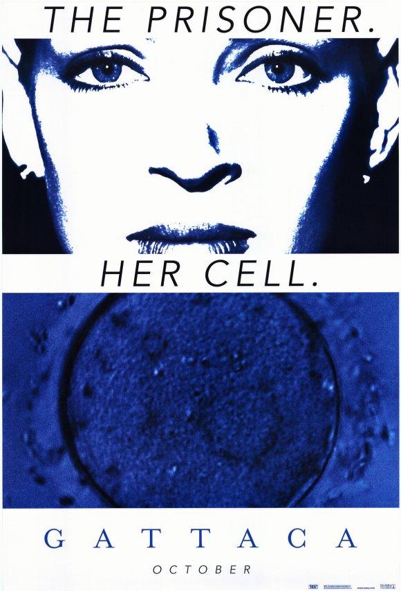 плакат фильма тизер постер Гаттака