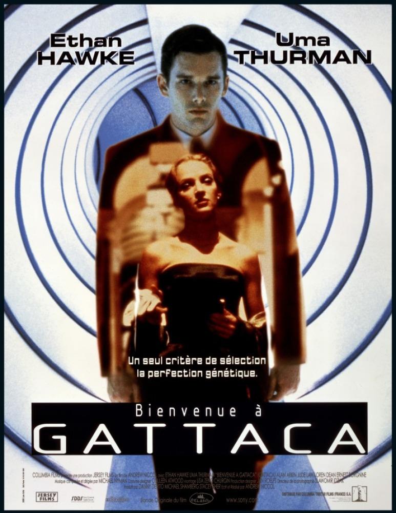плакат фильма постер Гаттака