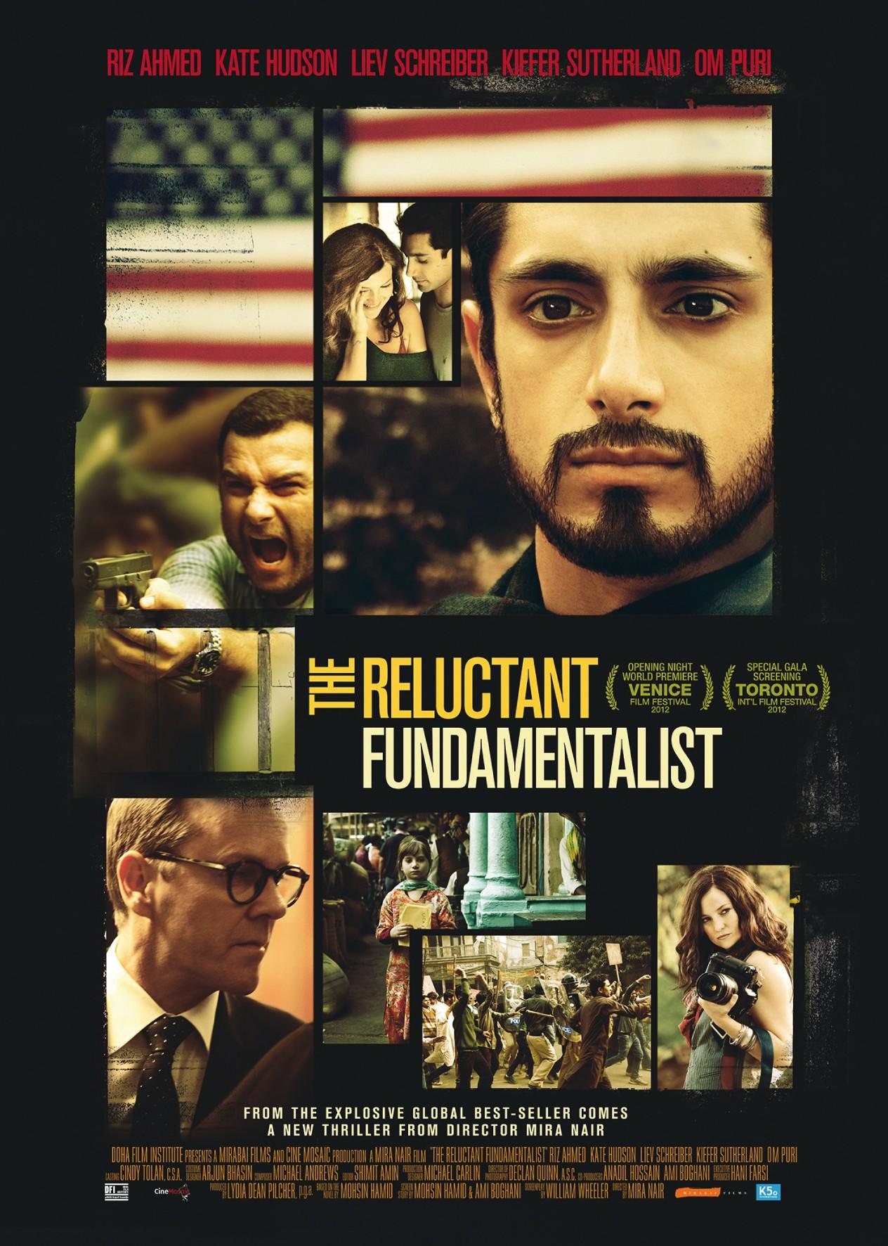 плакат фильма постер Фундаменталист поневоле