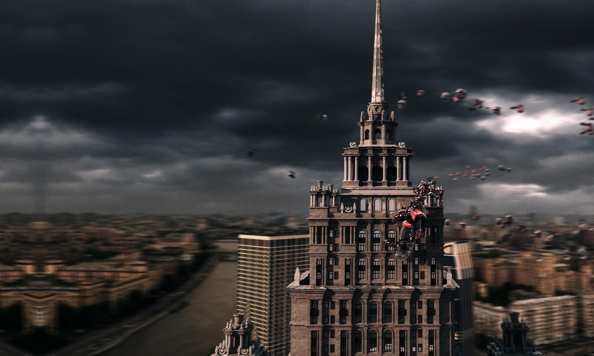 промо-слайды Москва 2017