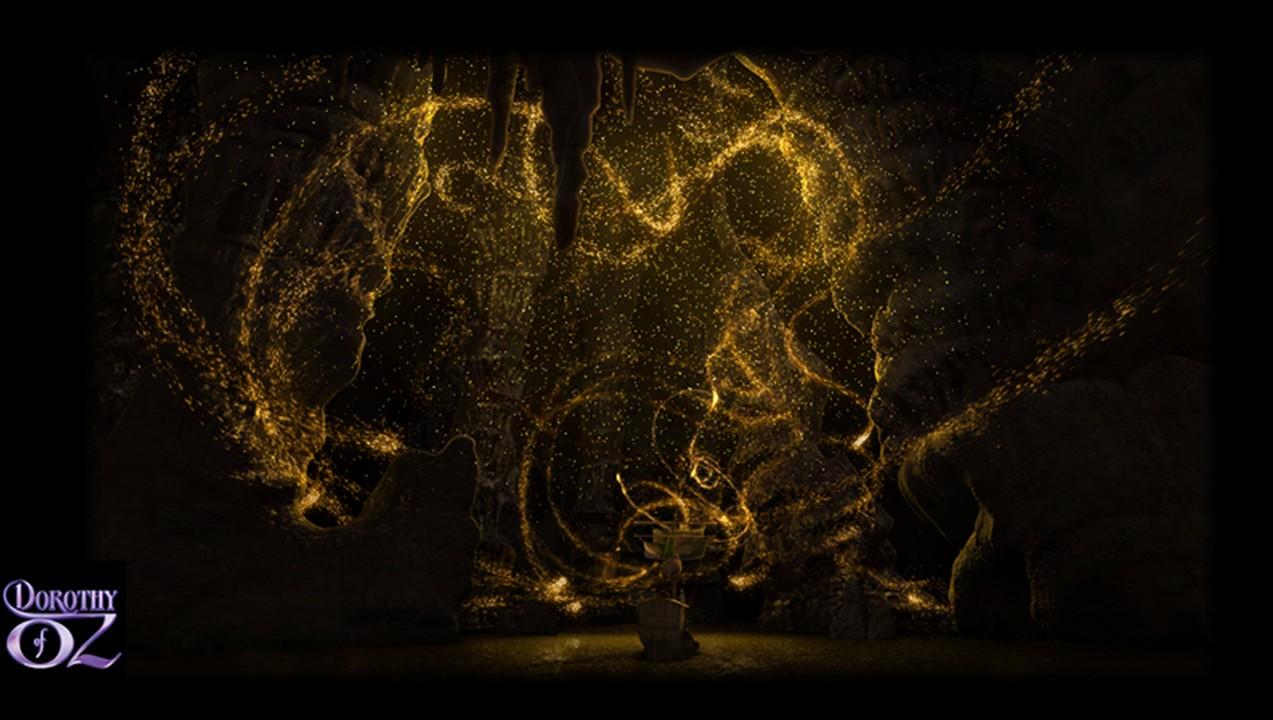 концепт-арты Оз: Возвращение в Изумрудный Город