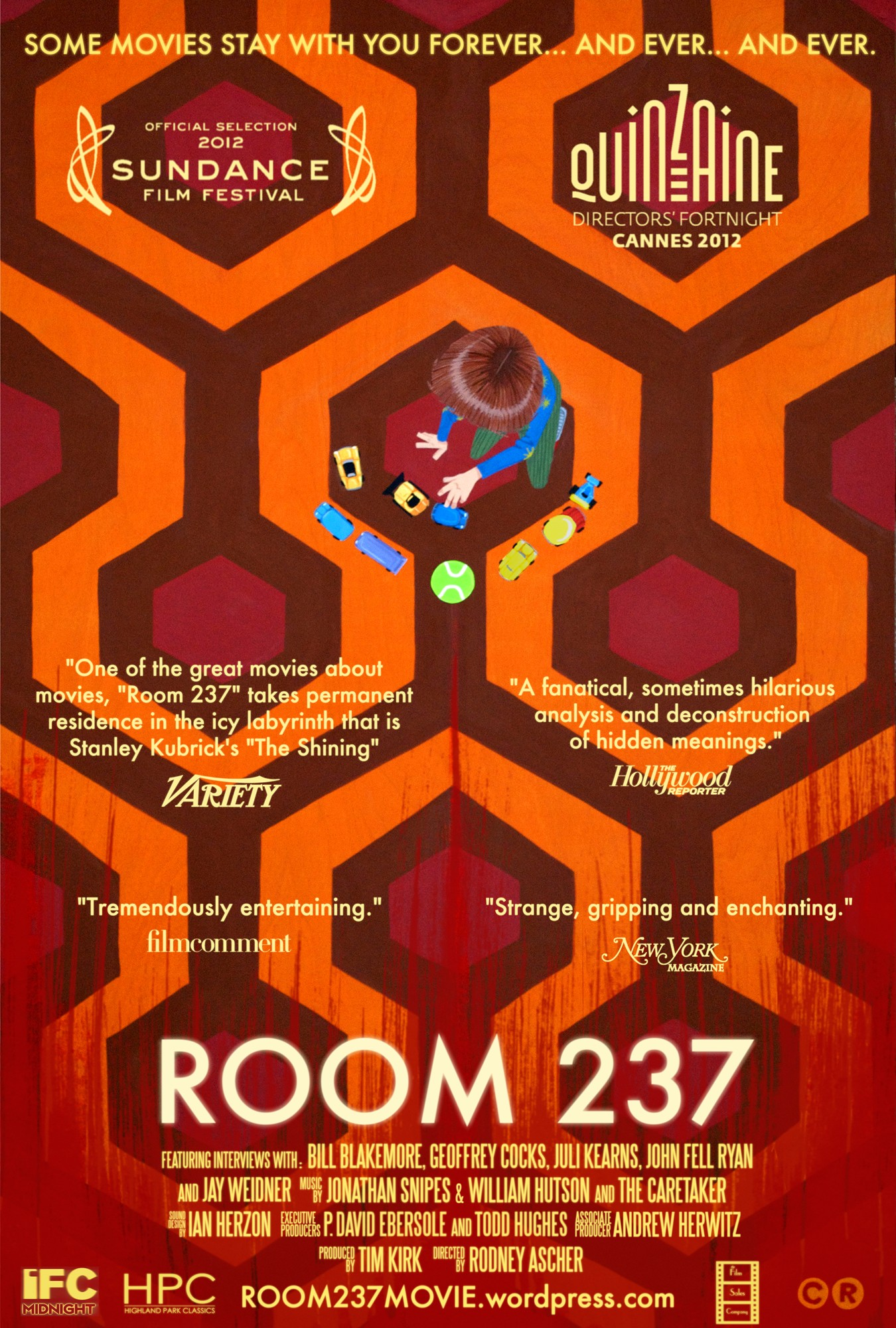 плакат фильма постер Комната 237