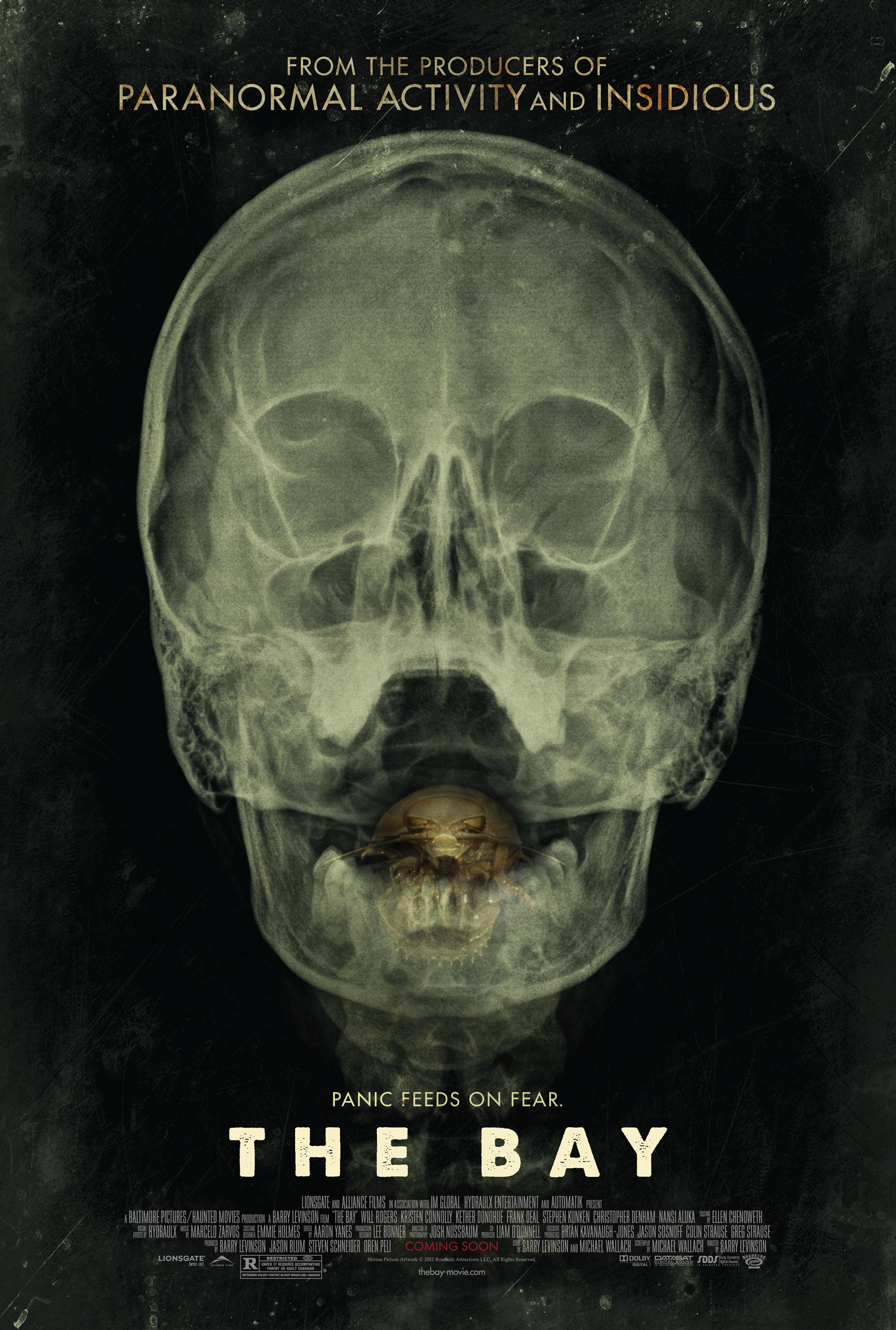 плакат фильма постер Залив*