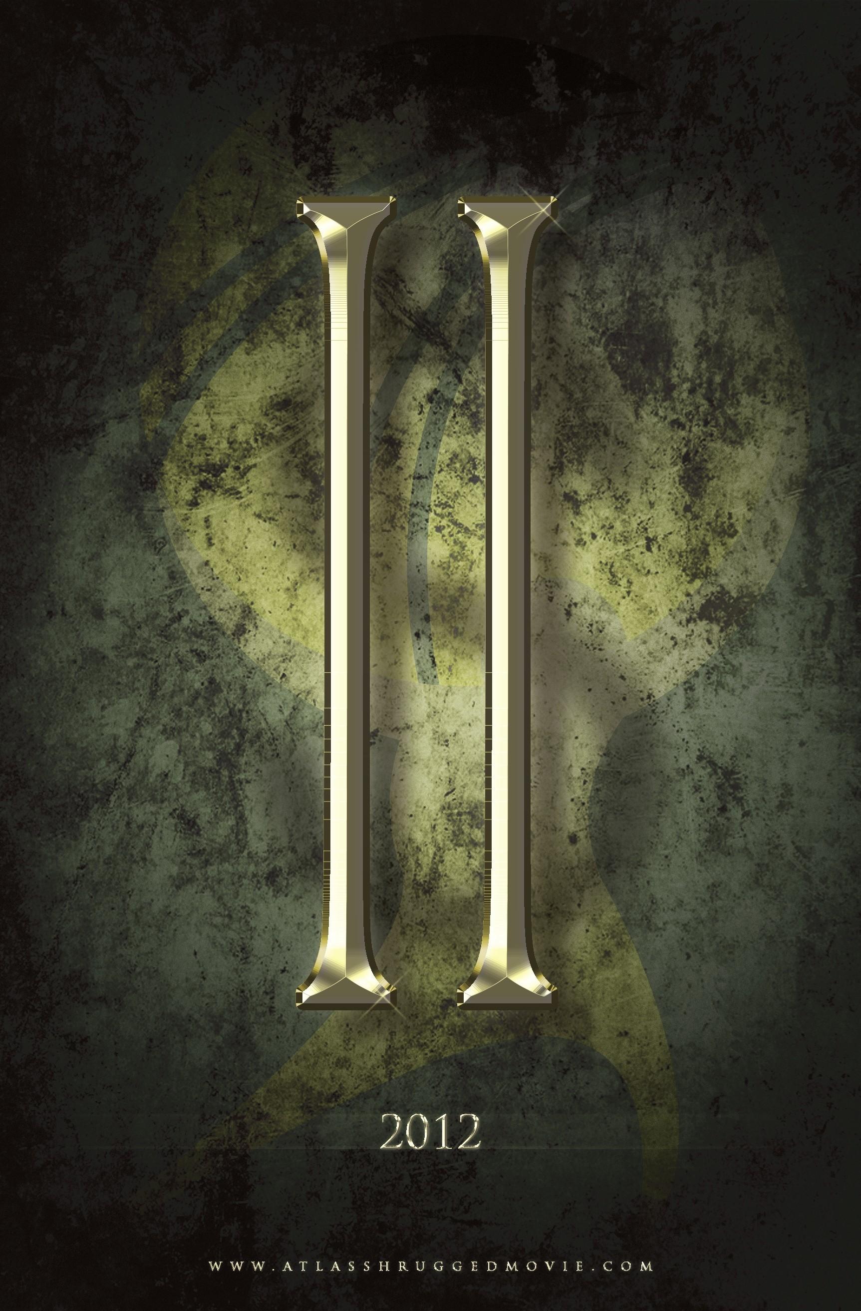плакат фильма тизер Атлант расправил плечи. Часть 2*