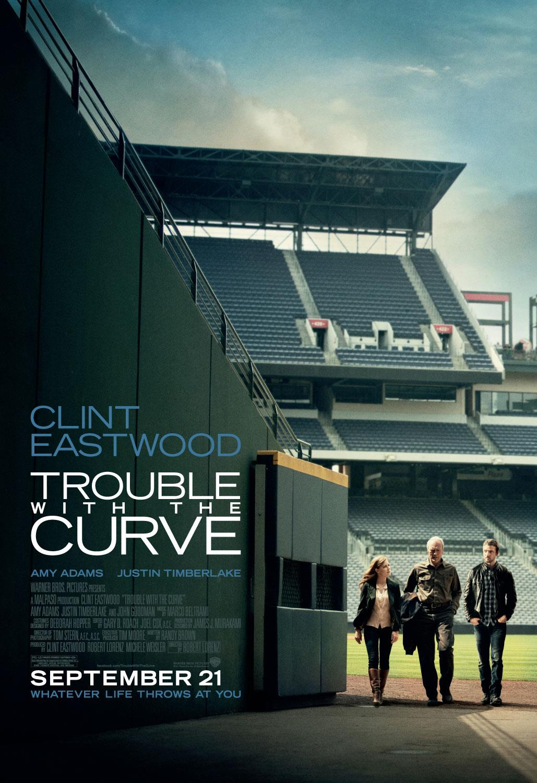 плакат фильма постер Крученый мяч