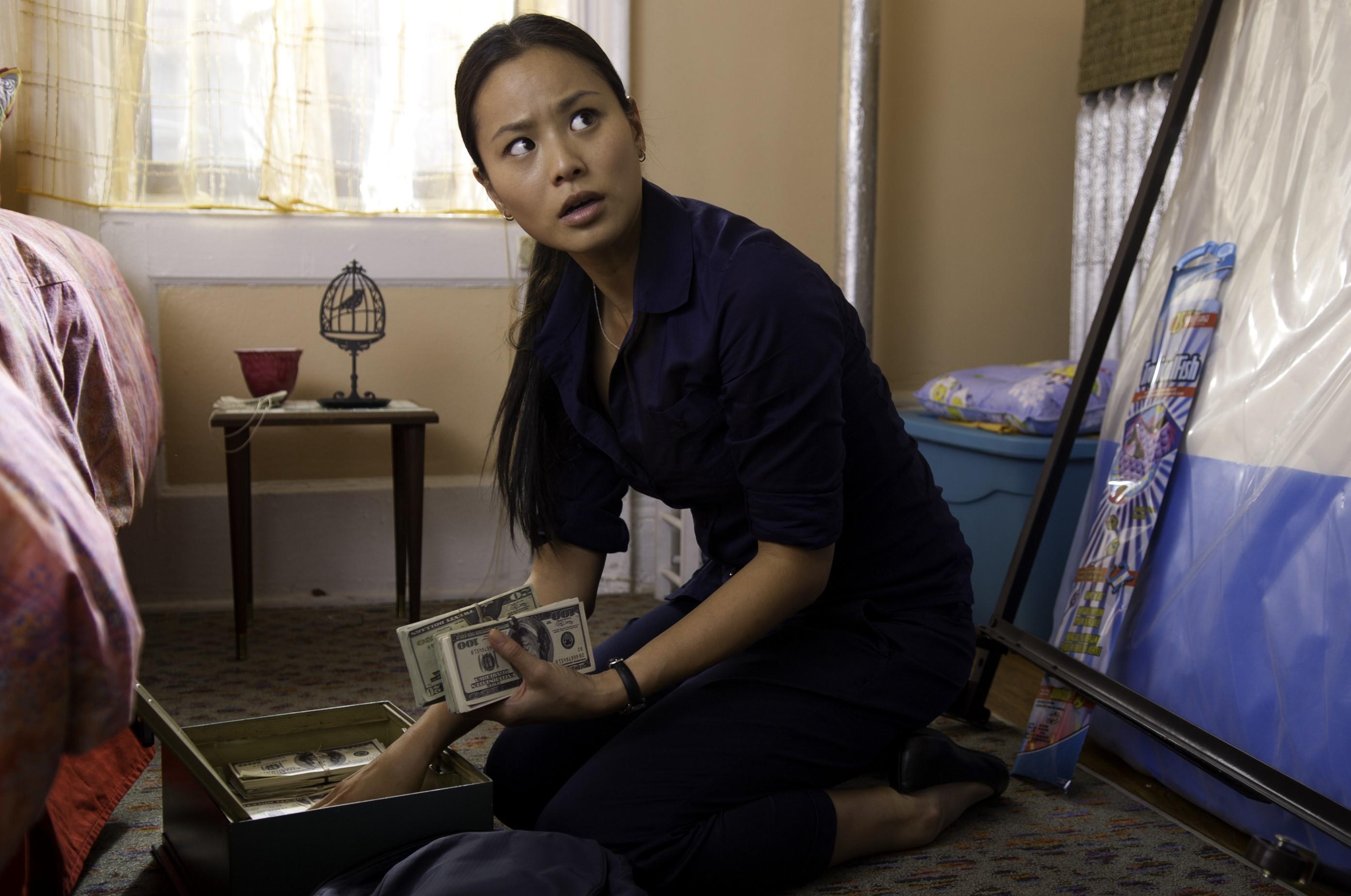 кадры из фильма Срочная доставка Джейми Чунг,