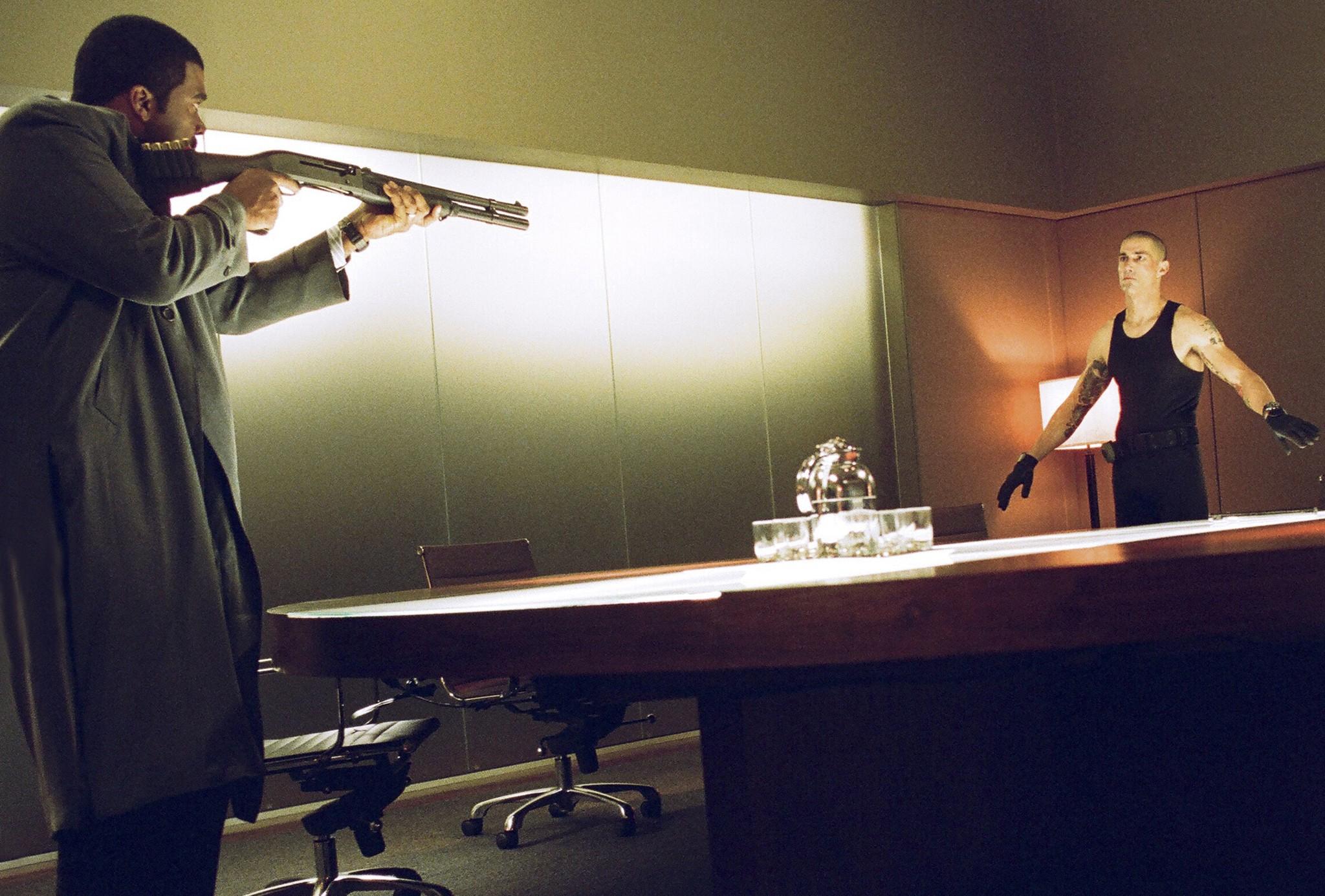 кадры из фильма Я, Алекс Кросс Тайлер Перри, Мэттью Фокс,