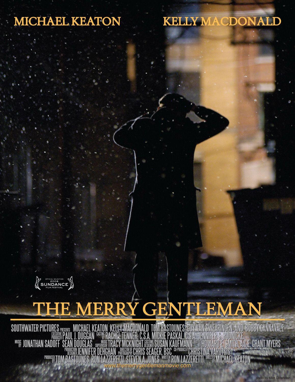 плакат фильма постер Веселый джентльмен*