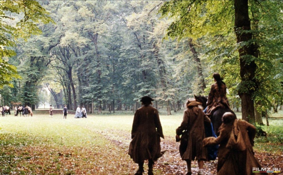 кадры из фильма Вальмон