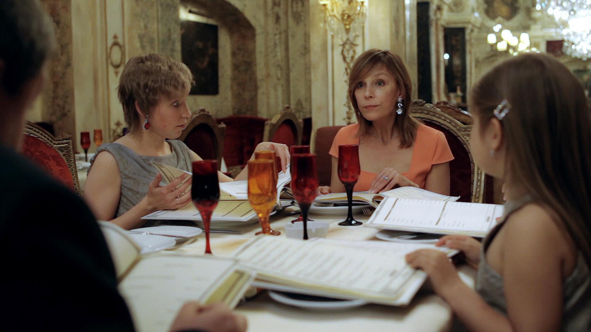 кадры из фильма Пока ночь не разлучит Мария Шалаева, Алена Долецкая,