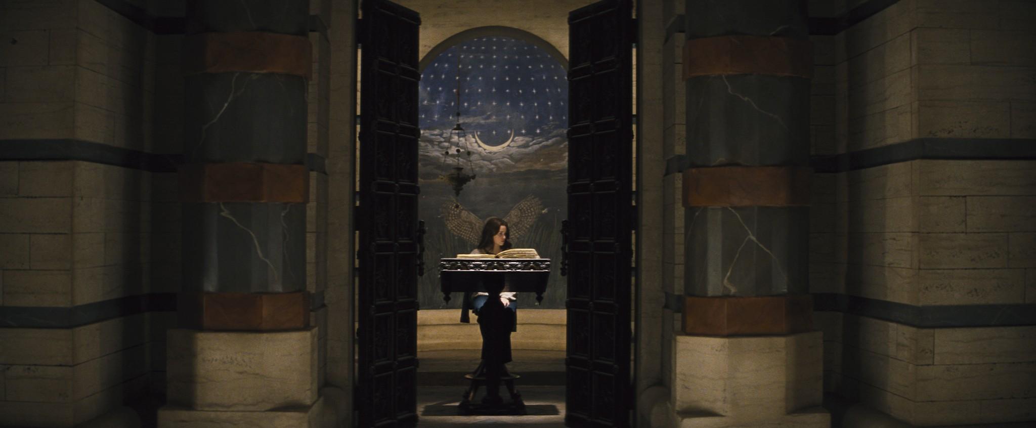 кадры из фильма Прекрасные создания Элис Энглерт,