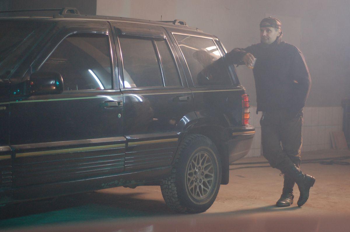 кадры из фильма Стритрейсеры