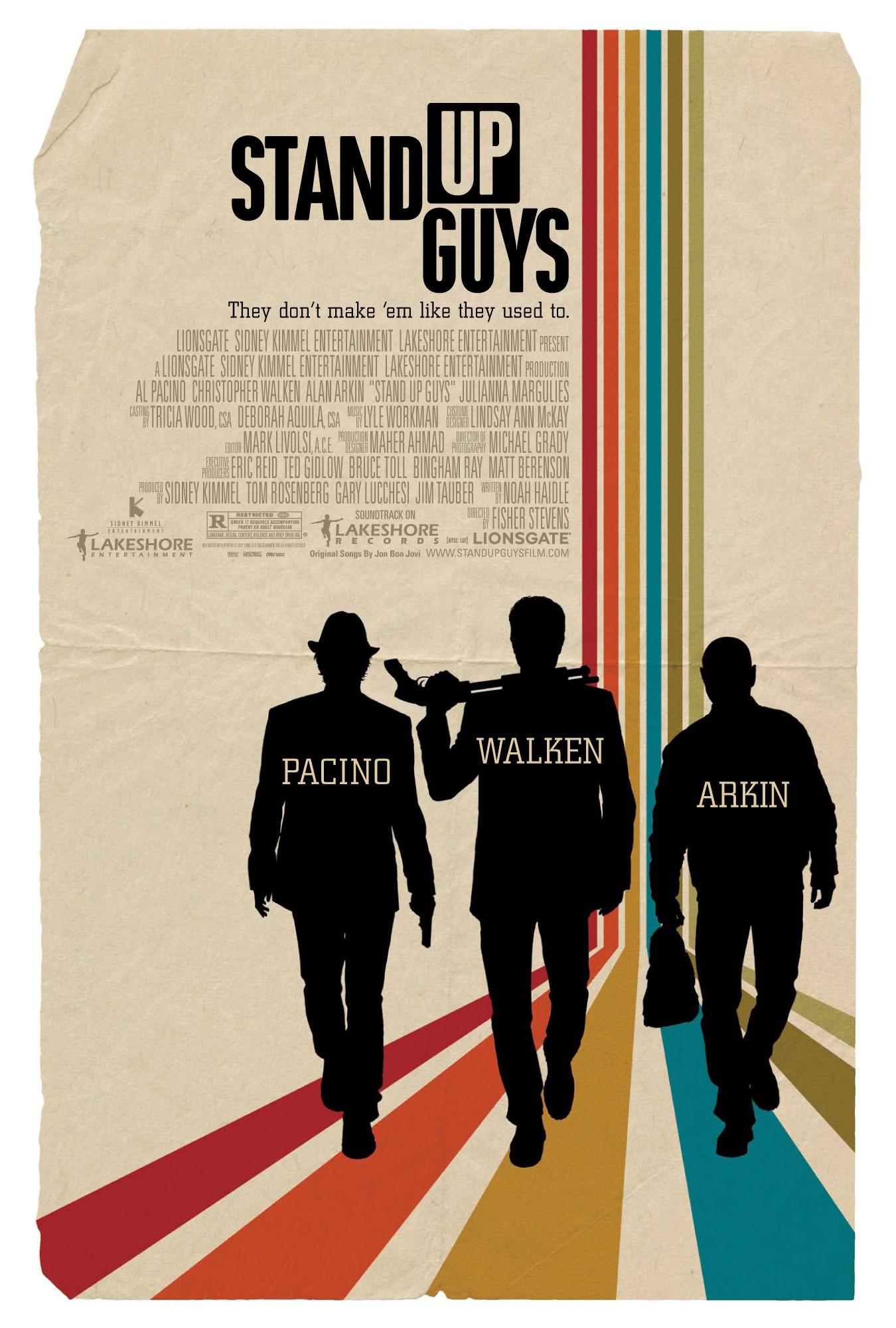 плакат фильма постер Реальные парни