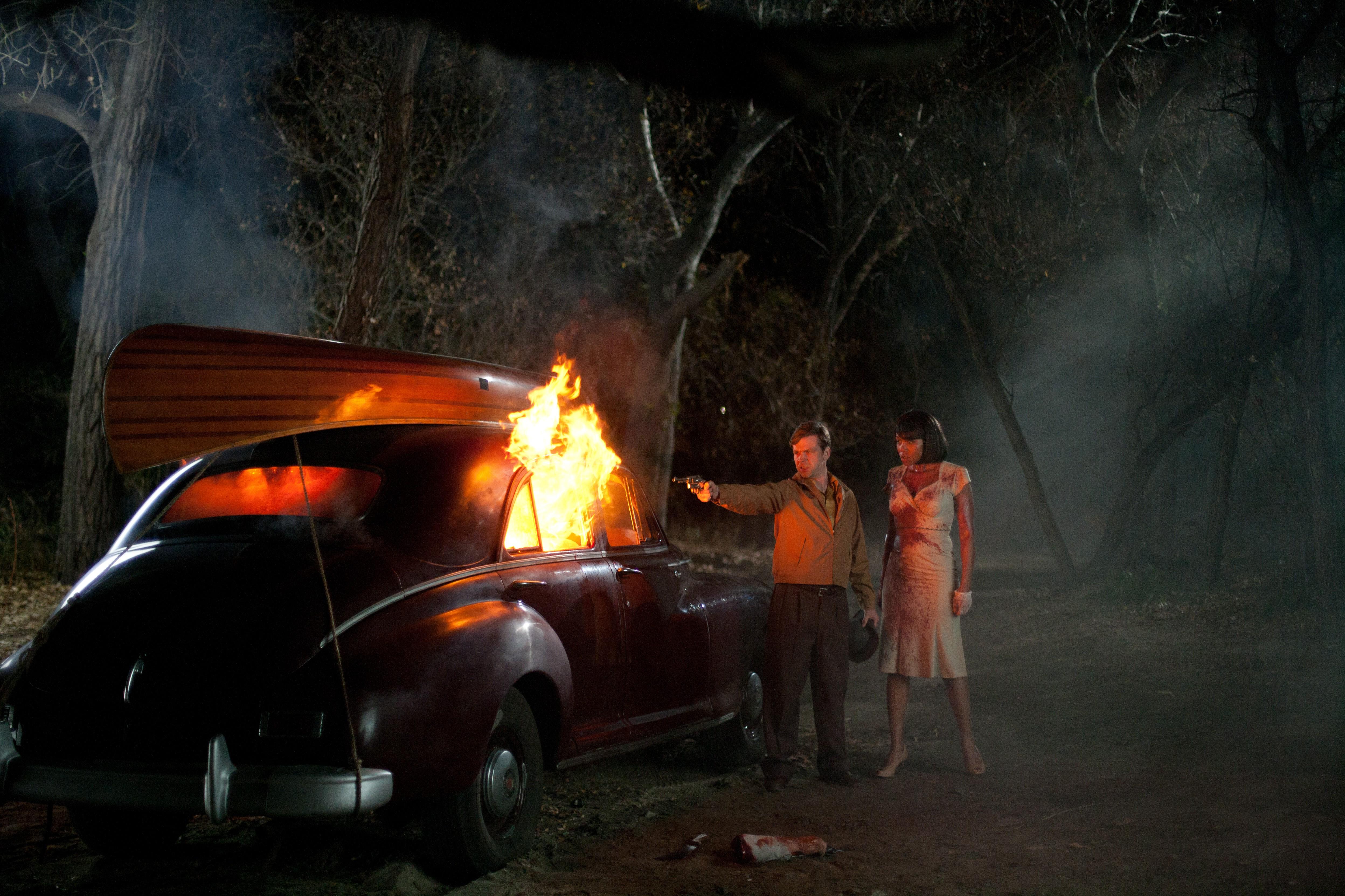 кадры из фильма Семь психопатов