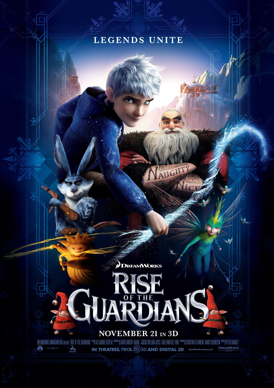 плакат фильма постер Хранители снов