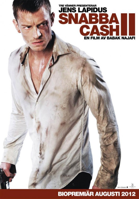 плакат фильма тизер Шальные деньги: Стокгольмский нуар