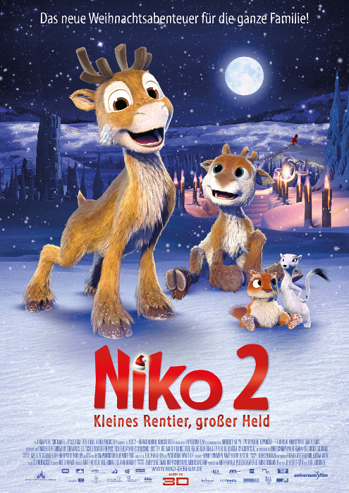 плакат фильма постер Нико 2