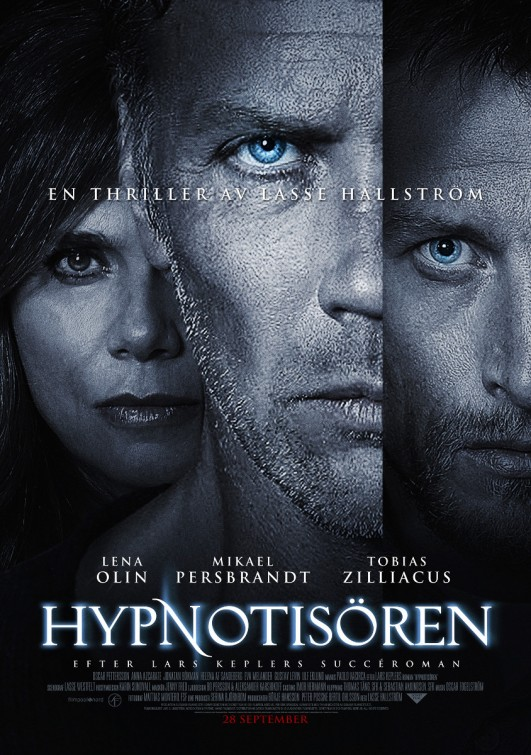 плакат фильма постер Гипнотизер