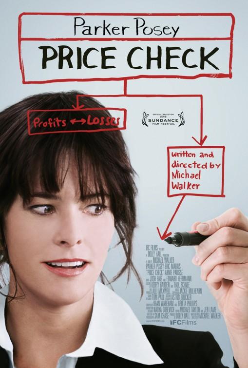 плакат фильма постер Проверка стоимости