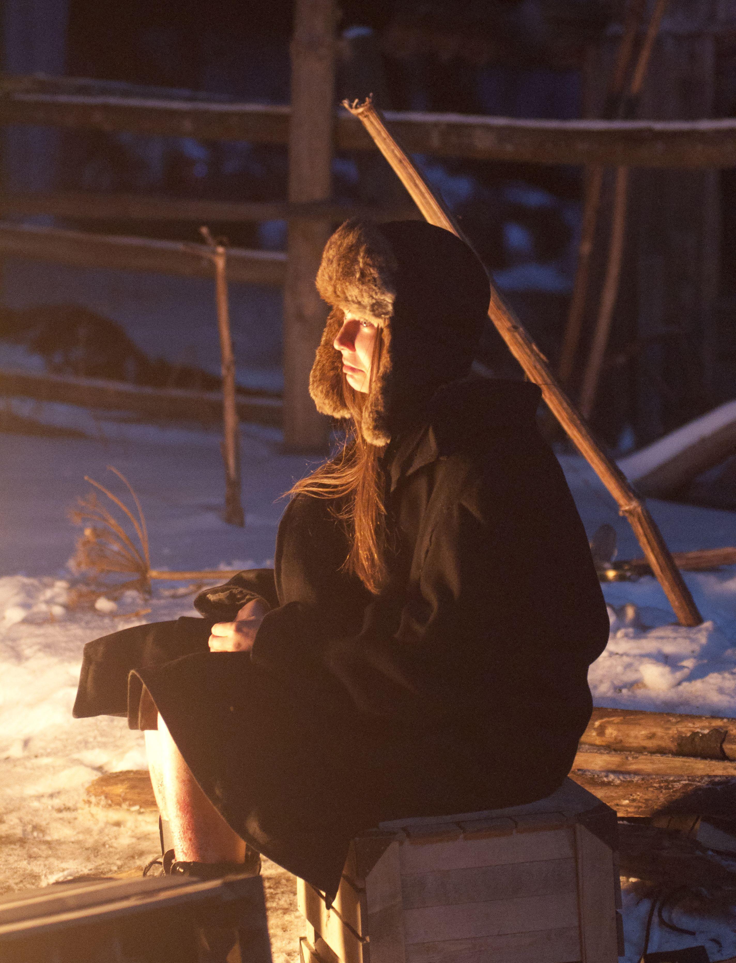 кадры из фильма Я тоже хочу Алиса Шитикова,