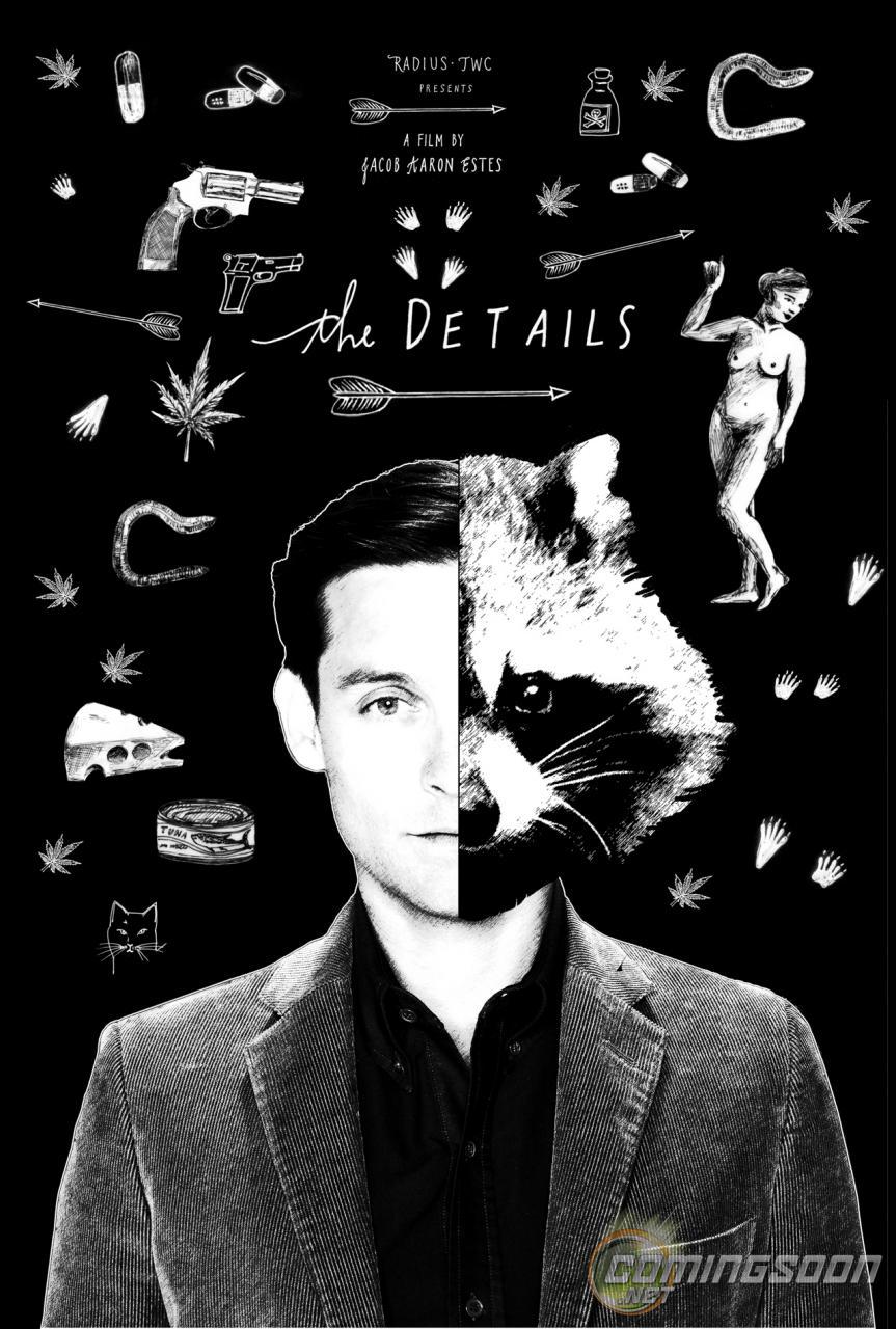 плакат фильма постер Детали*