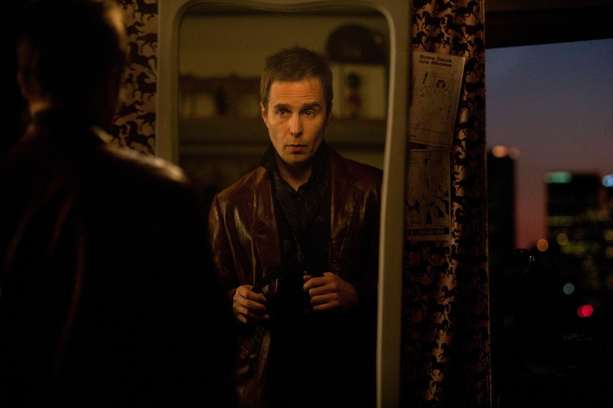 кадры из фильма Семь психопатов Сэм Рокуэлл,