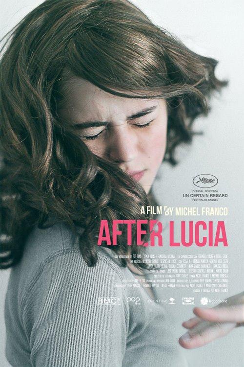 плакат фильма постер После Люсии