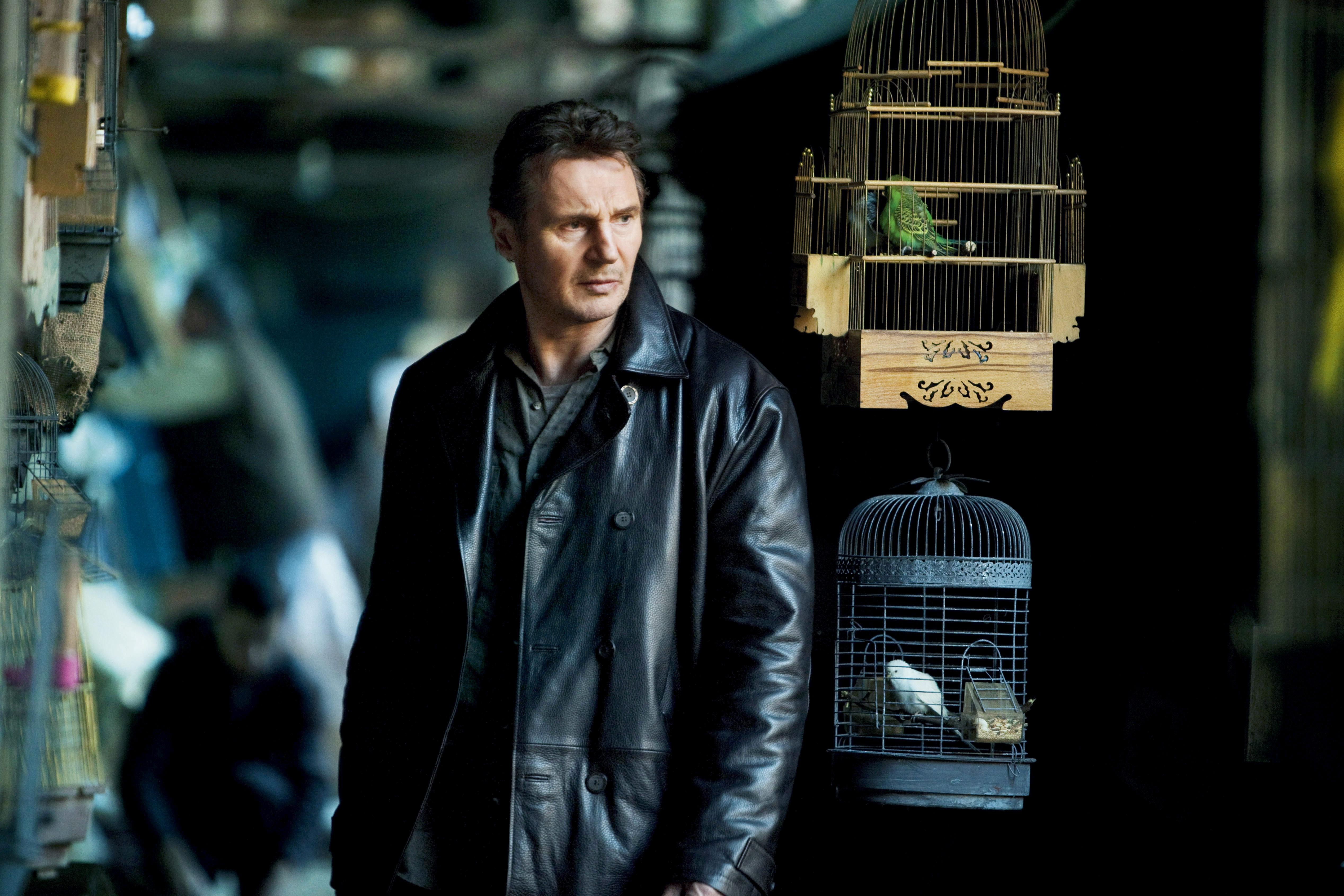 кадры из фильма Заложница 2 Лиам Нисон,